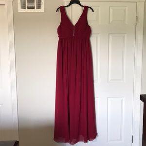 Dresses & Skirts - Azazie maternity bridesmaid dress